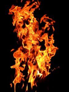 Heilpraktikerin für chinesische Medizin (TCM) Lydia Braun (nahe bei Würzburg) sagt: Der Mensch braucht das Feuer in seinem Körper.